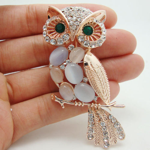 Owl Push Pins