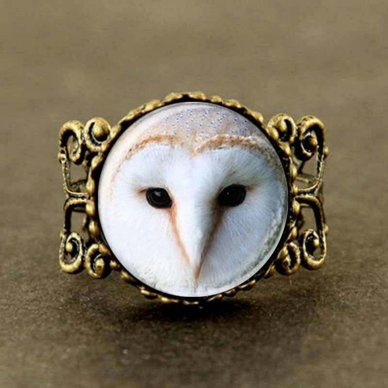 Owl Rings For Girls