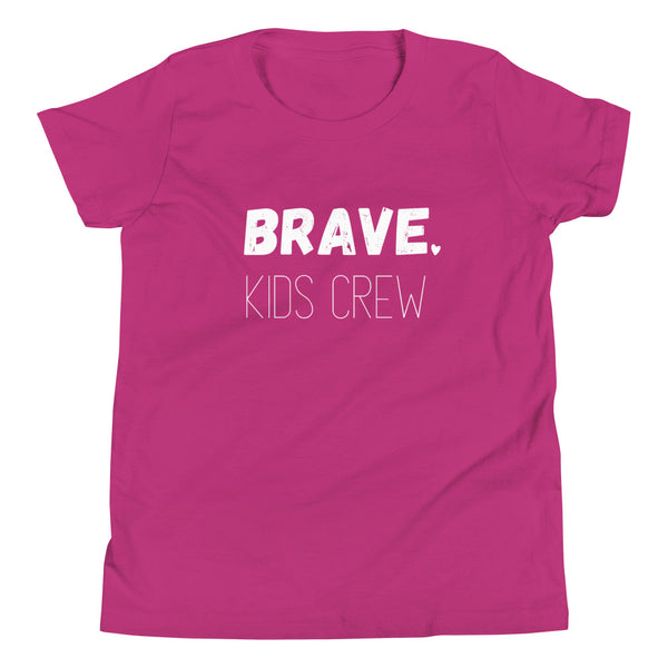 Brave Kids Crew - Youth Sizes