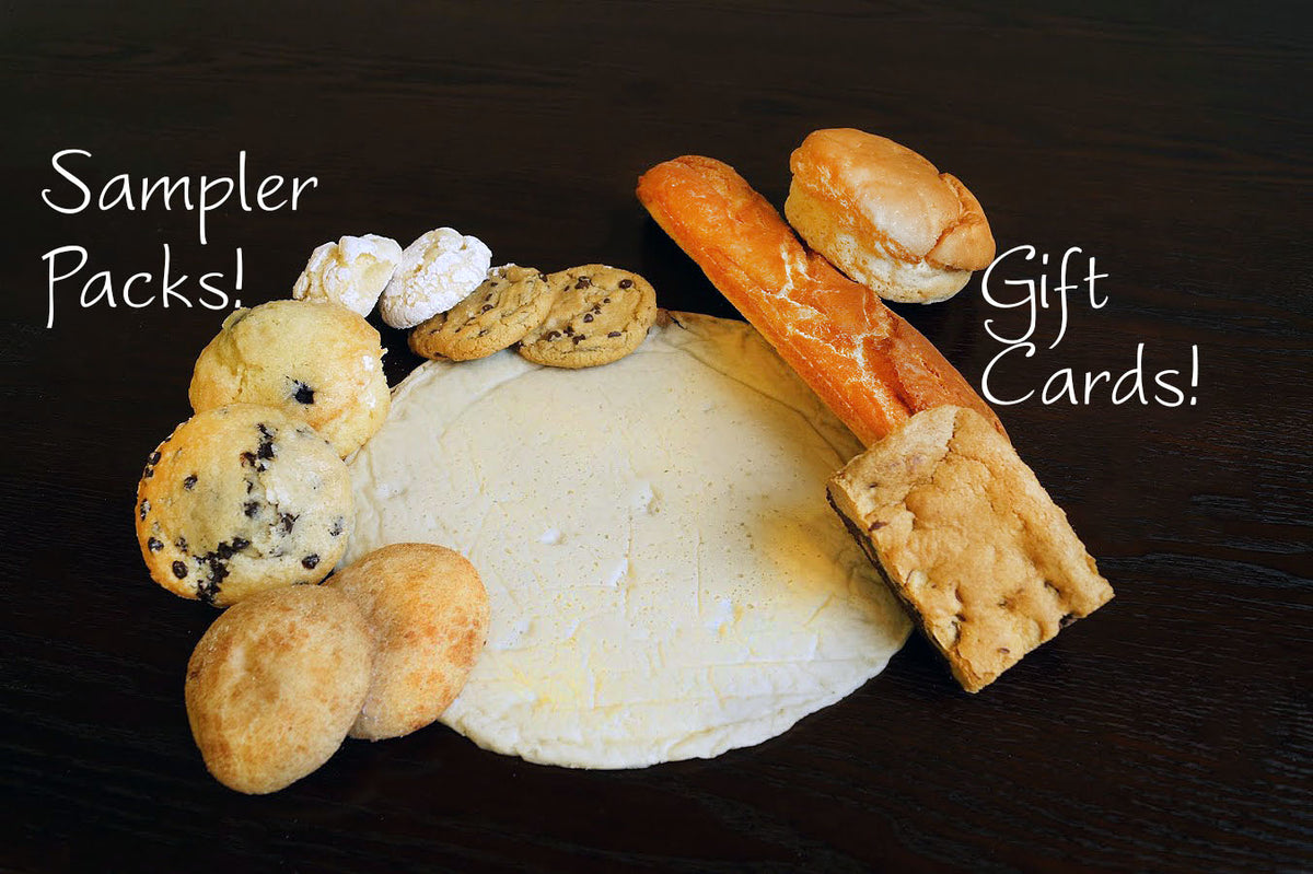 Sampler Pack & Gift Cards