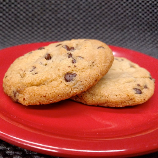 Dairy Free Chocolate Chip Cookie 6 CT