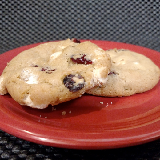 White Chocolate Cranberry Cookie 6 CT
