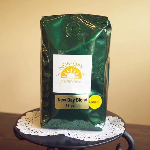 New Day Coffee Blend