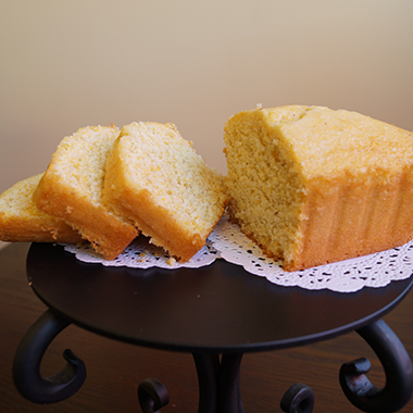 Corn Bread Mini Loaf