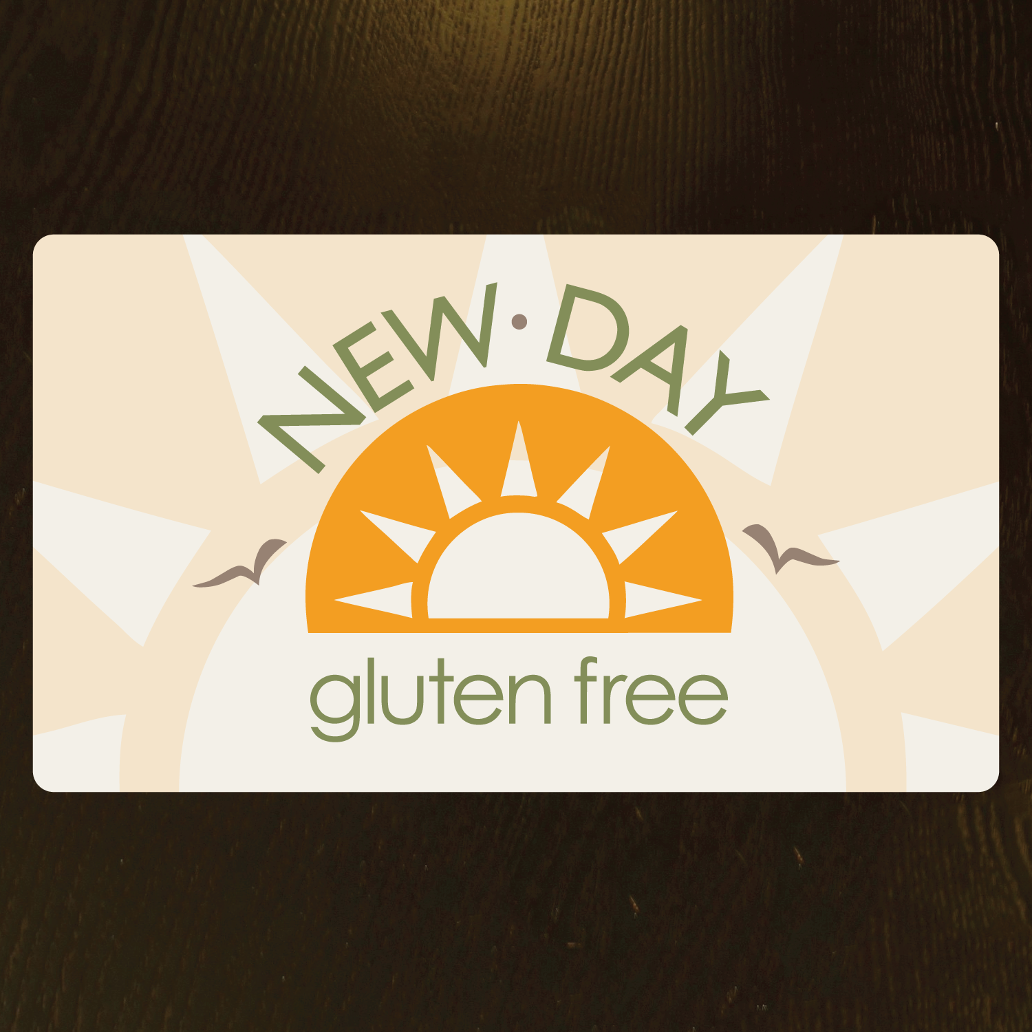 online gift card new day gluten free