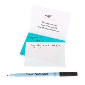Magic Whiteboard Cling Notes