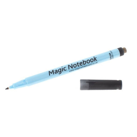 Magic Whiteboard Correctable Dry Erase Pen - BLACK - FINE TIP