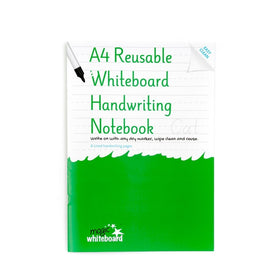 A4 Reusable Whiteboard Handwriting Notebook ™