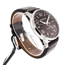 Montblanc Timewalker GMT Brown Dial Men's 42mm Automatic Watch 106593
