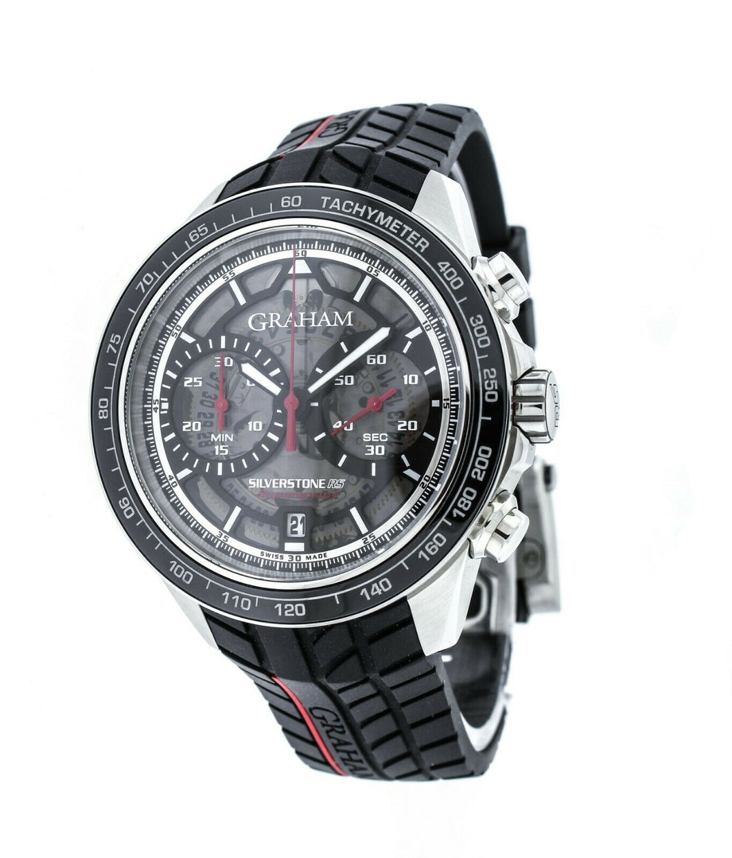 Graham Silverstone RS Supersprint Limited Edition Men's 42mm Chronograph Watch