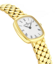 Baume & Mercier Ladies 18k Yellow Gold Quartz 20.5mm Watch MOA02844