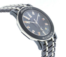 CORUM ADMIRAL'S CUP 34MM STAINLESS STEEL QUARTZ WATCH 9943030 V585