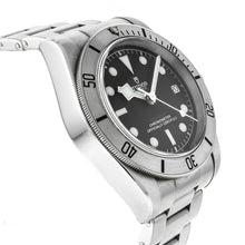 Tudor Heritage Black Bay Chronometer Automatic Black Dial Men's 41mm Watch 79730