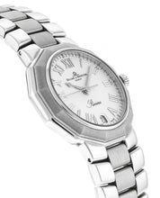 Baume & Mercier Riviera Ladies 25mm Quartz Stainless Steel Watch MVO40078