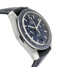 Omega Speedmaster Moonwatch Blue Dial Chronograph Men's Watch 311.93.44.51.03.00