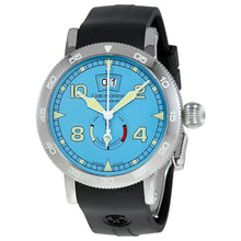 Chronoswiss Timemaster Blue Dial Automatic Men's 44mm Power Reserve Watch