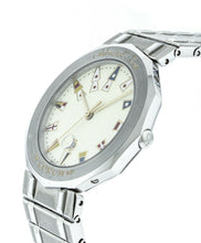 CORUM ADMIRAL'S CUP 34MM STAINLESS STEEL QUARTZ WATCH 9981020.V550