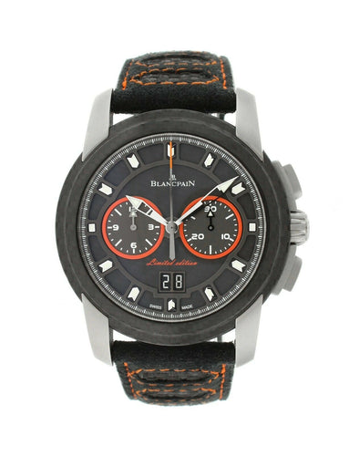 Blancpain L-Evolution Chronograph Flyback Grand Date Limited Watch R85F-1203-52B