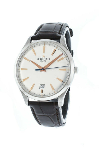 Zenith Captain Central Second Automatic Men's 40mm Watch 03.2020.670/01.c498