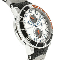 Ulysse Nardin Marine Diver Silver Dial Automatic Men's 45mm Watch 263-90-3/91