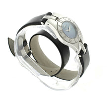 Baume & Mercier Linea Double Strap Ladies MOP Dial 25mm Quartz Watch MOA08067