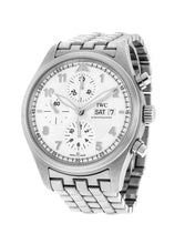 IWC Pilot Chronograph Stainless Steel Automatic 42mm Men's Watch IW3717