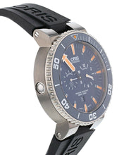 Oris Aquis Tubbataha Limited Edition Automatic Blue Dial Men's 46mm Watch