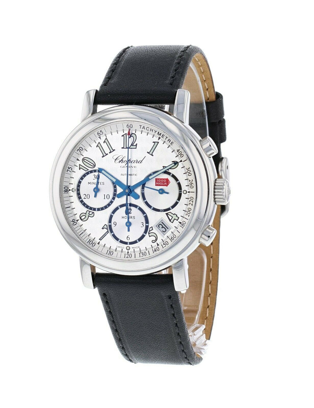 Chopard Mille Miglia Stainless Steel Chronograph Men's 38.5mm Watch 15/8331-99