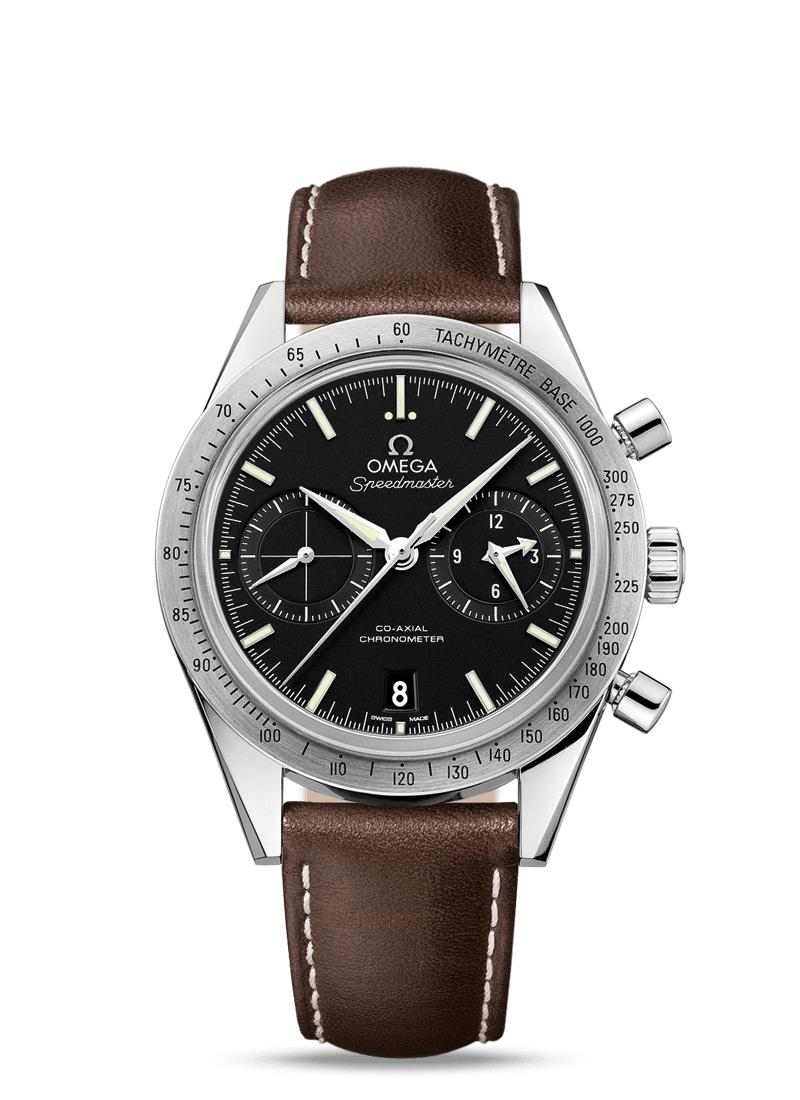 Omega Speedmaster '57 Chronograph Automatic Men's Watch 331.12.42.51.01.001