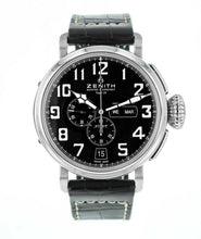 Zenith El Primero Pilot Automatic Chronograph Annual Calendar 48mm Men's Watch