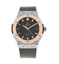 Hublot Classic Fusion 18K Rose Gold & Titanium Special Edition 45mm Men's Watch
