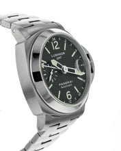 Panerai Luminor GMT Date 44mm Stainless Steel Men's Automatic Watch PAM297