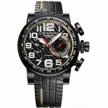 GRAHAM SILVERSTONE STOWE RACING CHRONO 48MM MEN'S WATCH 2BLDC.E01A .K49H