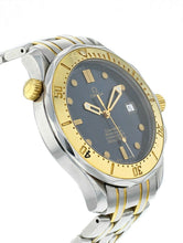 Omega Seamaster Professional Chronometer Automatic Men's Steel & 18k Gold Watch