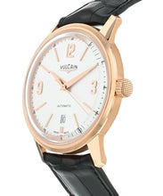Vulcain 50s Presidents' Classic 18k Pink Gold 42mm Automatic Watch 560556.307L
