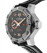 Corum Admirals Cup Deep Hull Dive Automatic Black Dial Men's 48mm Watch