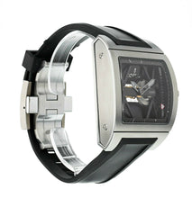 Corum Ti-Bridge Black Rubber Strap Mechanical Men's Power Reserve Watch