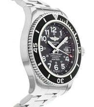 Breitling Superocean II 42 Black Dial Men's Automatic Watch A17365C9/BD67-161A