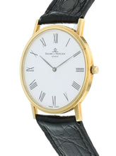 Baume & Mercier Classima 18k Yellow Gold 32mm Quartz Watch MVO45088