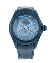 Corum Bubble SPHERE 2 Men's 47mm Blue Automatic Watch 082.312.98/0063 OP02 R
