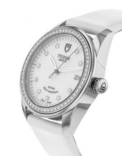 Tudor Glamour Date 36mm Diamond Ladies Automatic Watch M55020-0077