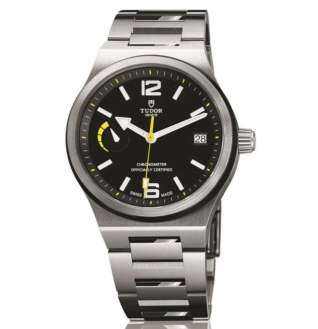 Tudor North Flag Men's 40mm Automatic Stainless Steel Watch M91210N-0001