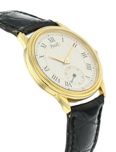 Piaget Classic Small Seconds 18k Yellow Gold 33mm Manual-Wind Watch 84023.34-6