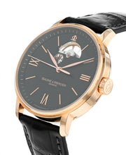 Baume & Mercier Classima Executives Men's 18k Rose Gold Automatic Watch MOA08789