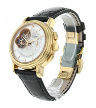 Zenith El Primero Chronomaster Open T Automatic 18k Gold Mens Watch 18.0240.4021