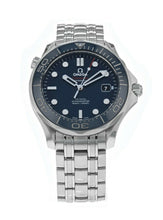 Omega Seamaster Automatic Blue Dial Men's 41mmWatch 212.30.41.20.03.001