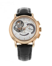 Zenith Chronomaster Open Retrograde T Men's 18k Rose Gold 40mm Automatic Watch
