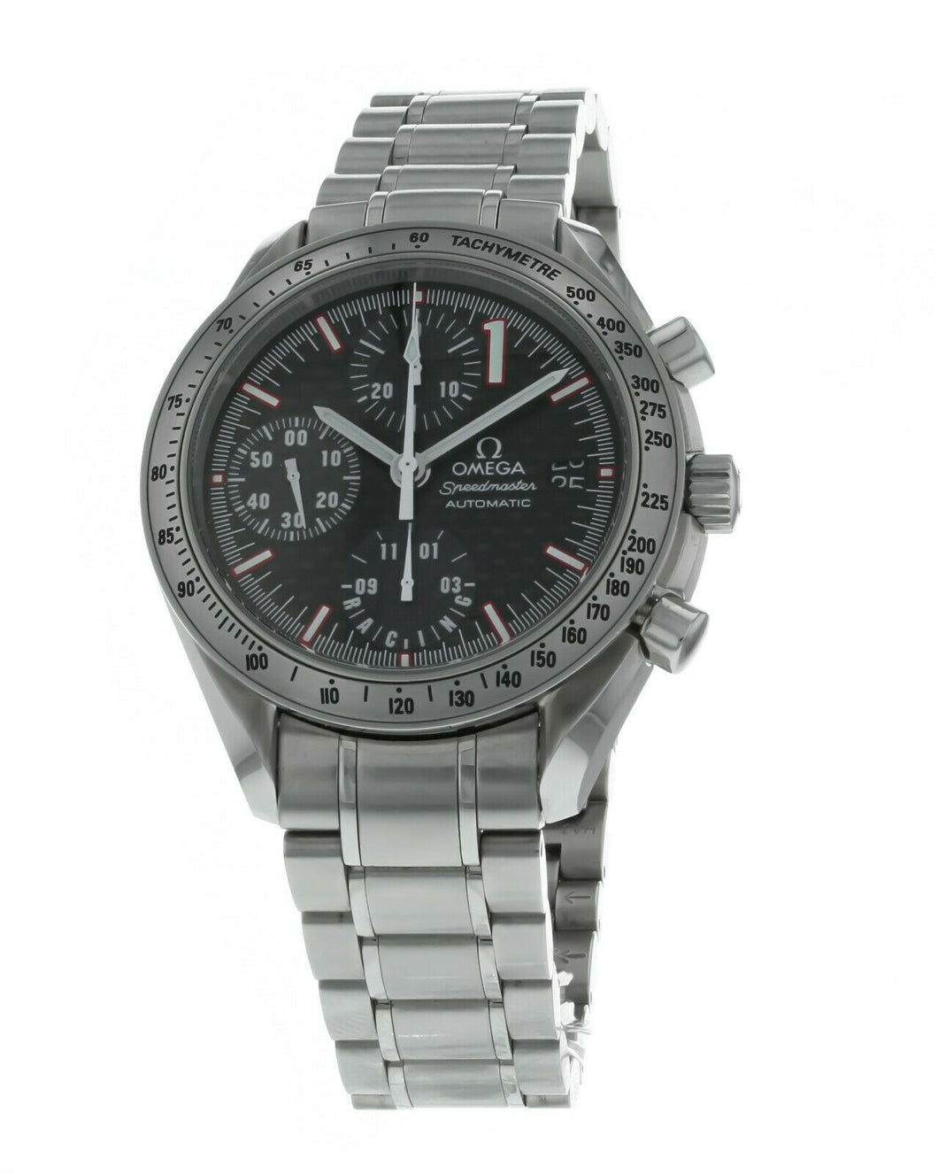 Omega Speedmaster Date Michael Schumacher Limited Edition Men's Watch 3519.50.00