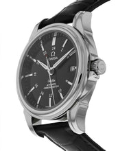 Omega De Ville Co-Axial GMT 38.7mm Automatic Men's Watch 4833.50.31