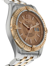 Breitling Cockpit Rose Gold and Stainless Steel Automatic Men's Watch C4935012